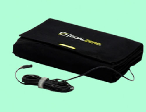 Solar portable charger SP-001