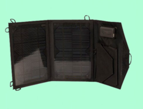 Solar Portable Charger SP-005