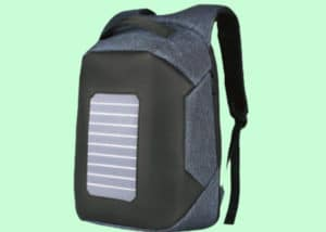 solar backpack SB-016 18