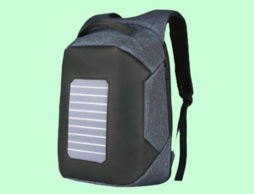 solar backpack SB-016