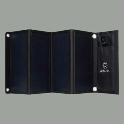solar protable charger