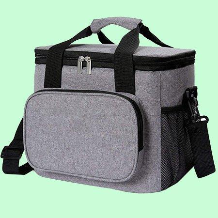 Lunch Bag Box ,cooler tote bag , Soft Cooler Bag, Thermal Lunch Cooling
