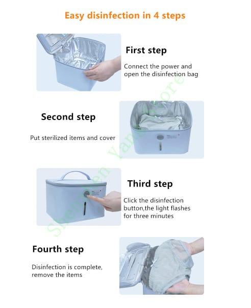 sterilization bags 13