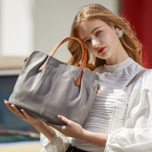 How to take care of leather goods