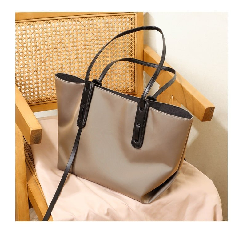 PU leather handbag woman