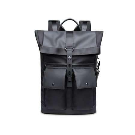 Roll top backpack mens waterproof 30L